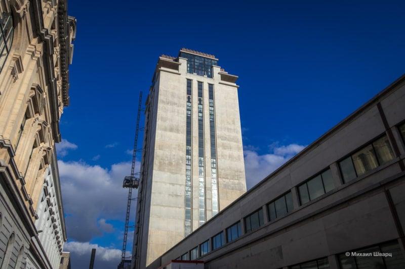 Книжная башня (Boekentoren)