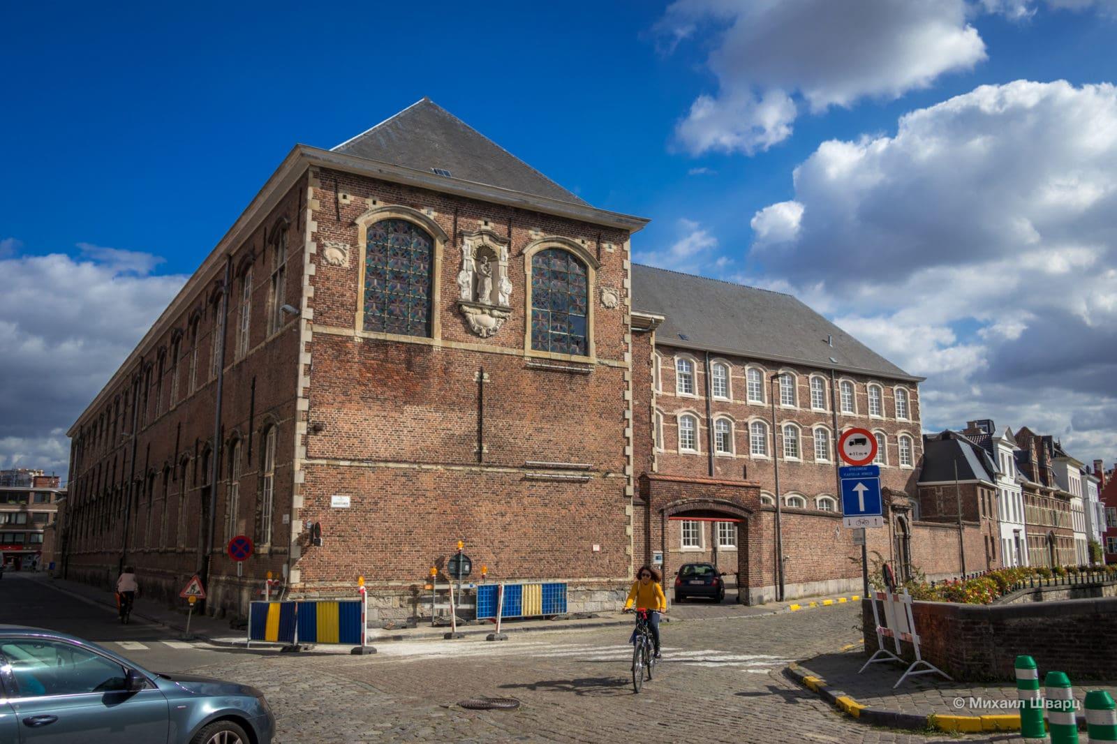 Монастырь августинцев (Augustijnenklooster)