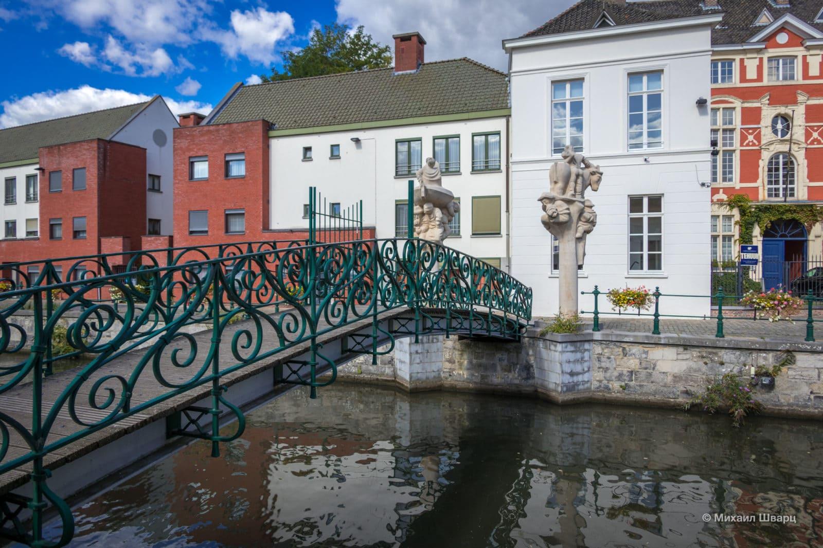 Мост Имперских развлечений (Brug der Keizerlijke Geneugten)