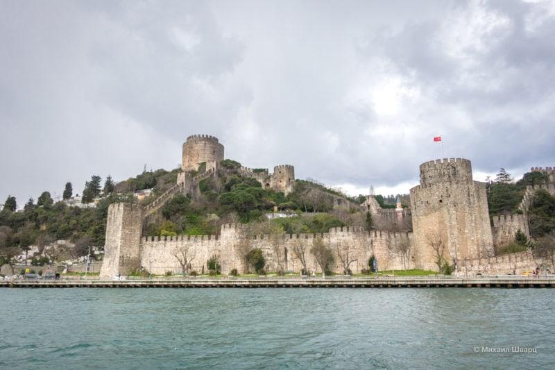 Румельская крепость (Rumeli Hisarı)