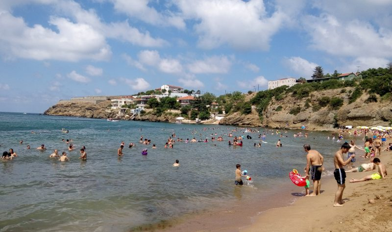 Пляж Рива (Riva Plajı)