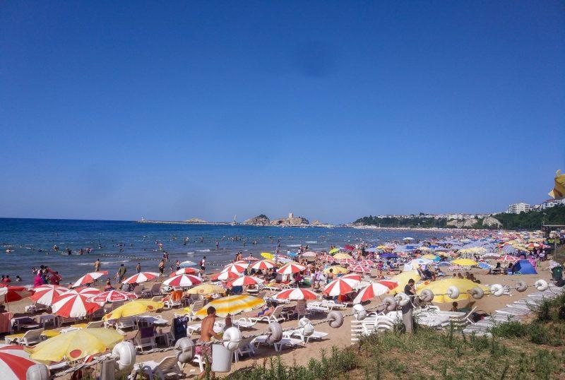 Пляж Шиле (Şile)