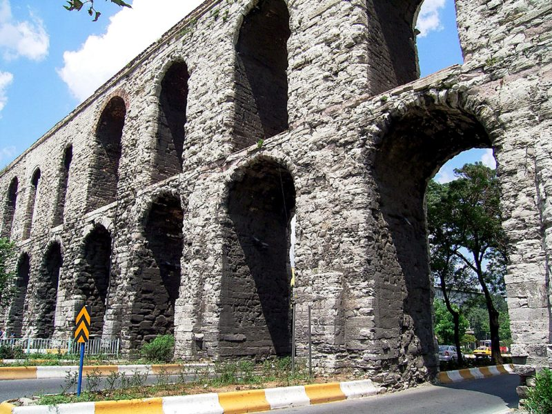 Акведук Валента (Valens Su kemeri)