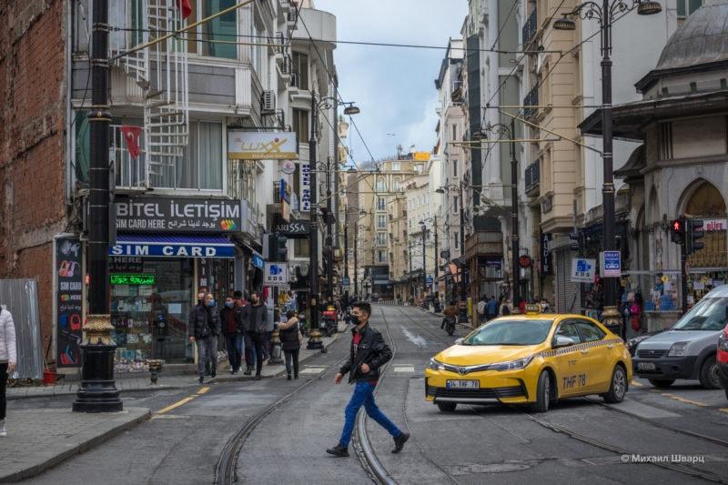 Улицы Султанахмет