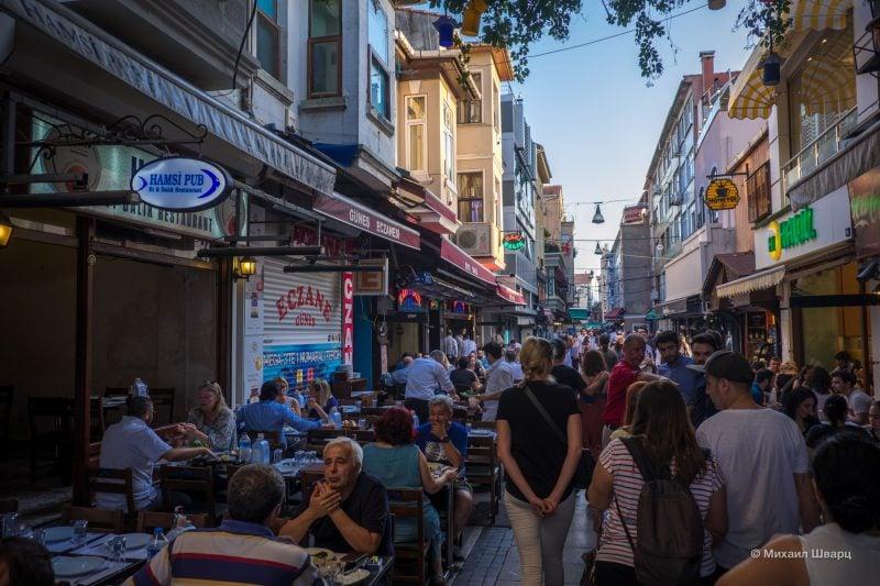 Где поесть в Стамбуле?