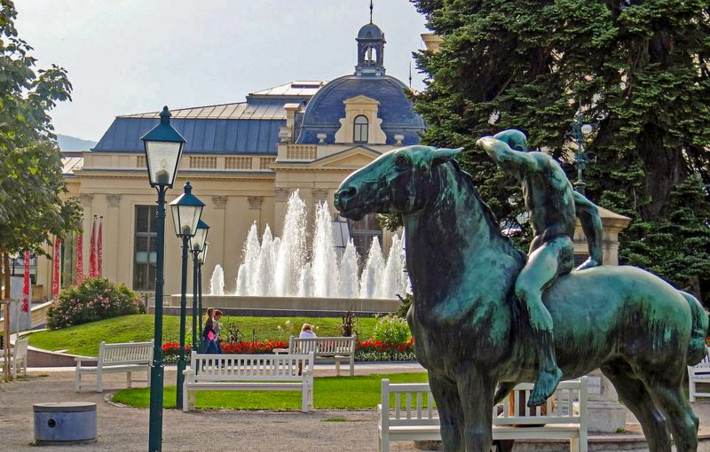 Баден под Веной (Baden bei Wien)