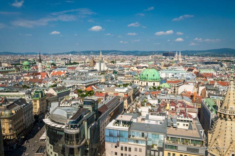 Первый район Вены
