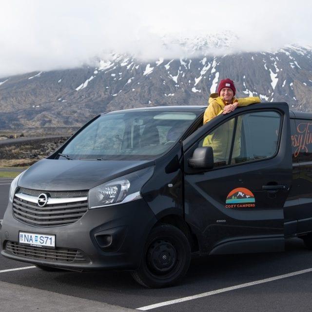 Как мы арендовали кемпервэн в Исландии
