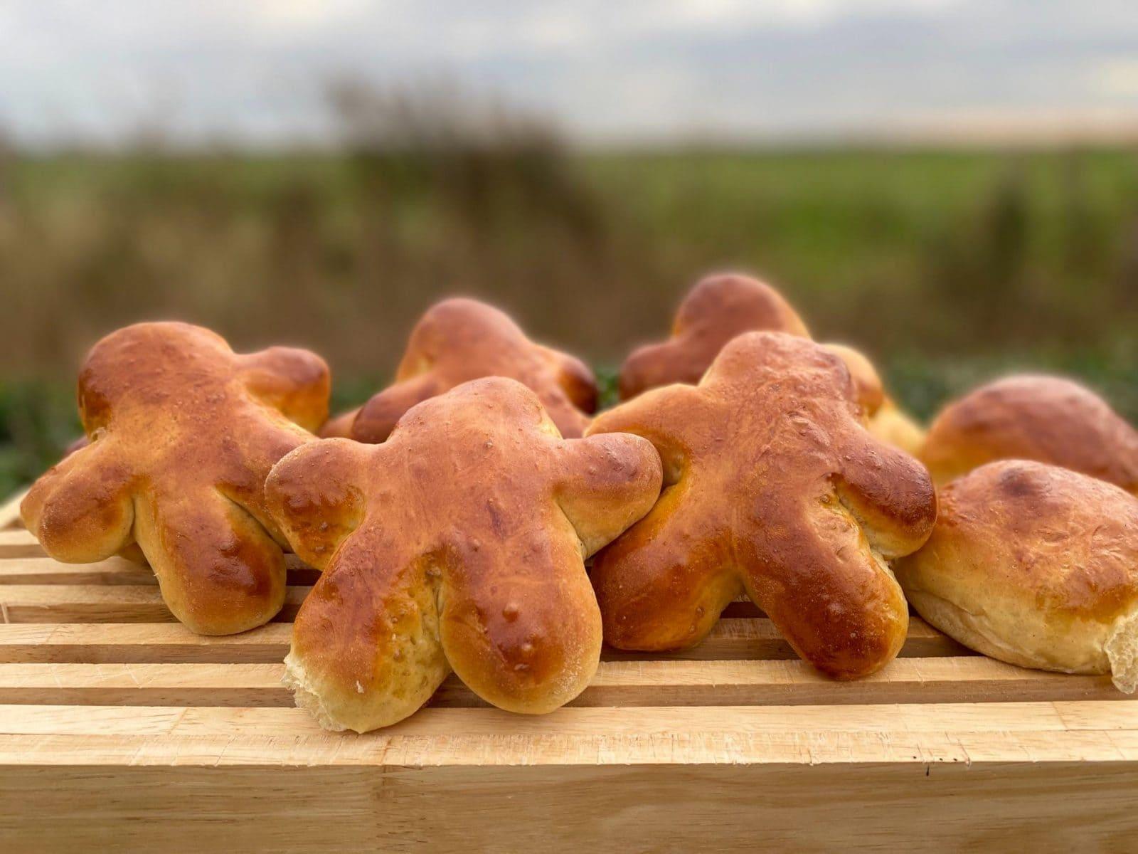 Хлеб Fouace nantaise