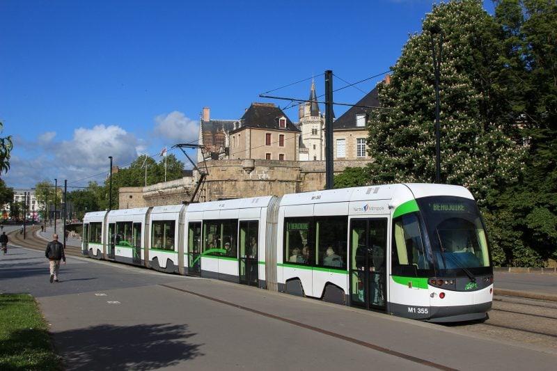 Трамвай Нанта