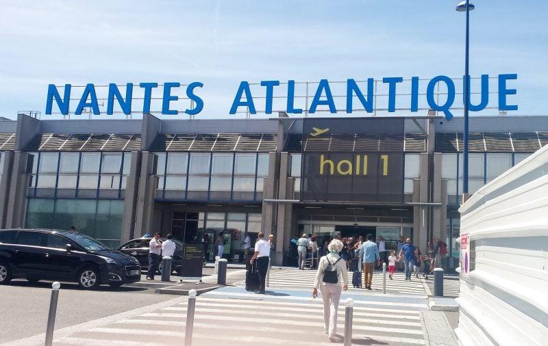 Аэропорт Нант Атлантик (Aéroport de Nantes-Atlantiqu)