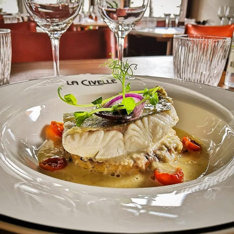 Ресторан La Civelle