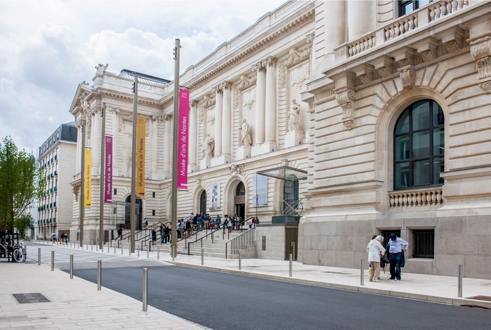 Музей изящных искусств (Musée d'Arts de Nantes)