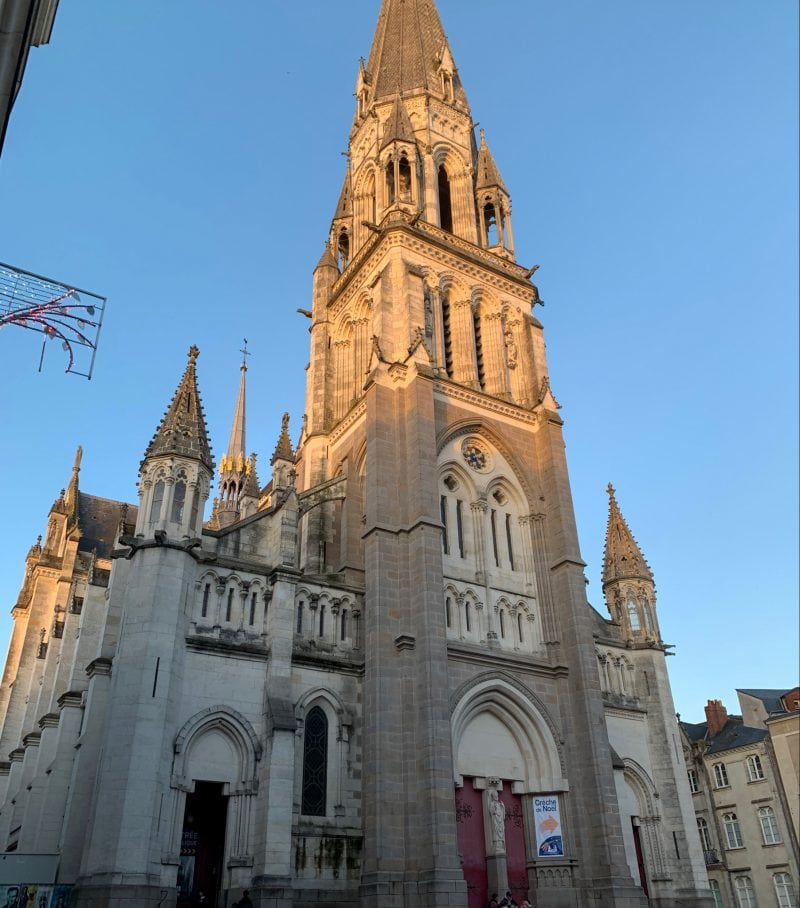 Базилика Святого Николая (Basilique Saint-Nicolas)