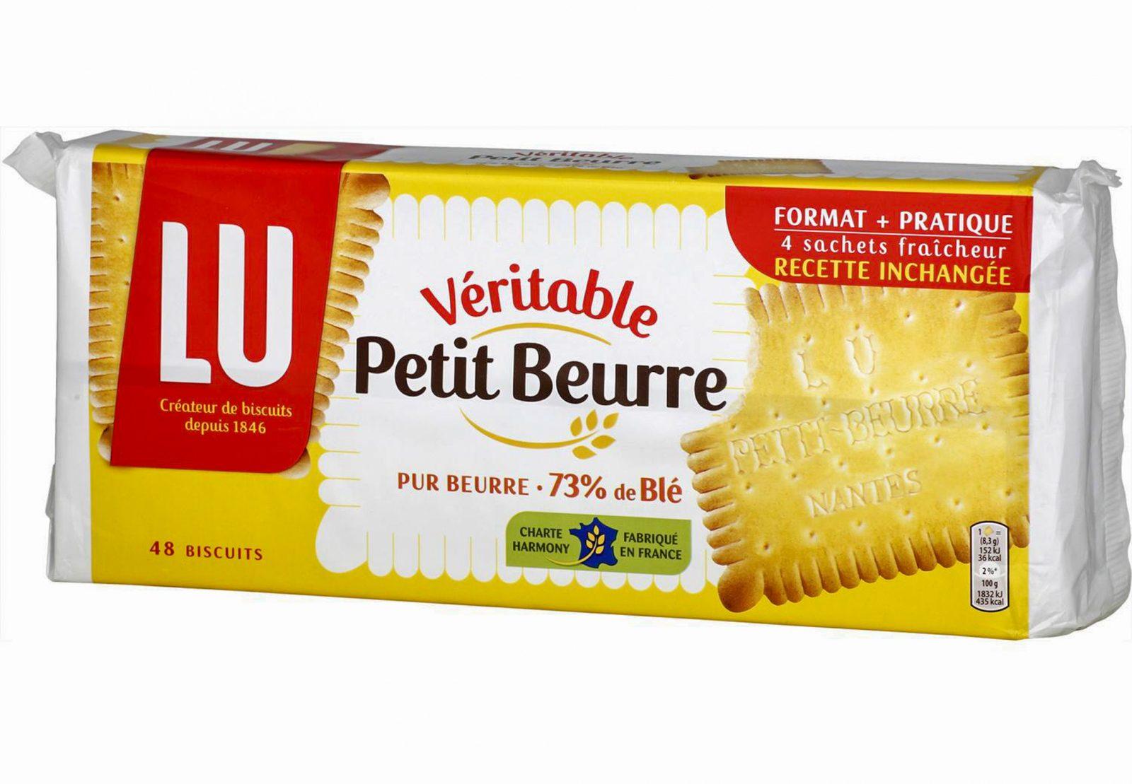 Печенье LU petit beurre Nantes