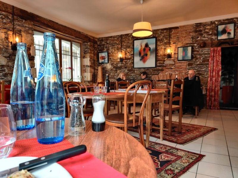 Ресторан Le Falstaff